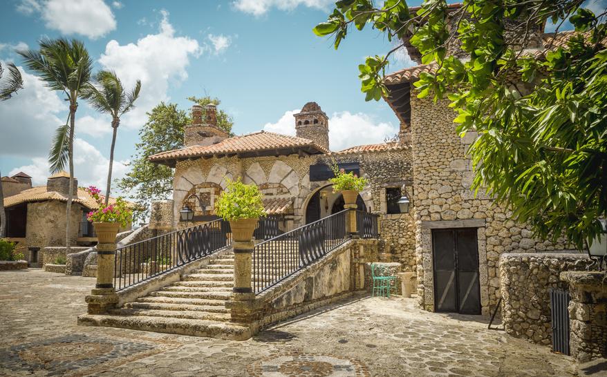 Village médiéval de Altos de Chavon