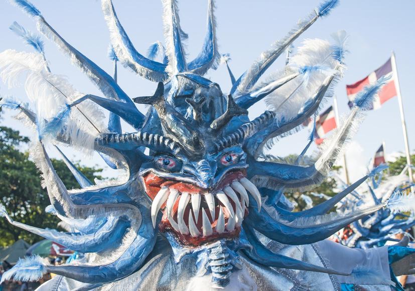 Carnaval République Dominicaine