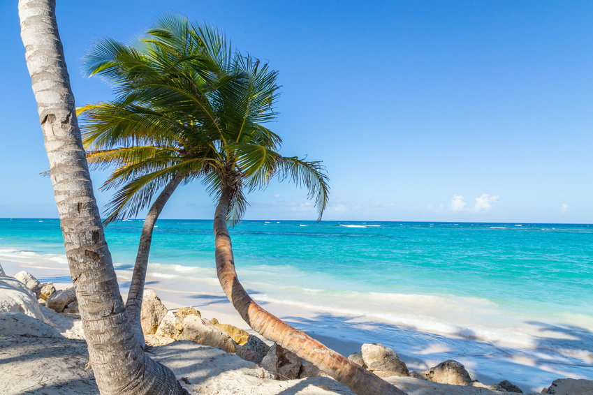 Bord de plage Punta Cana