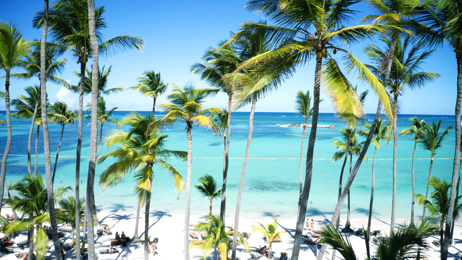 Front de mer Punta-Cana
