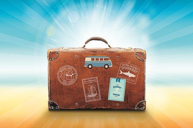 Les valises et bagages pour voyager